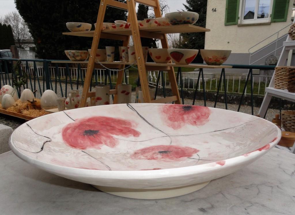 Feine Keramikschalen von Maria Weipert