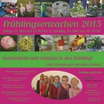 Frühlingserwachen 2015 - Einladung