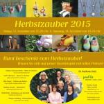 Einladung Herbstzauber 2015 bei proFilz