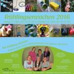 Einladung Frühlingserwachen 2016 bei proFilz